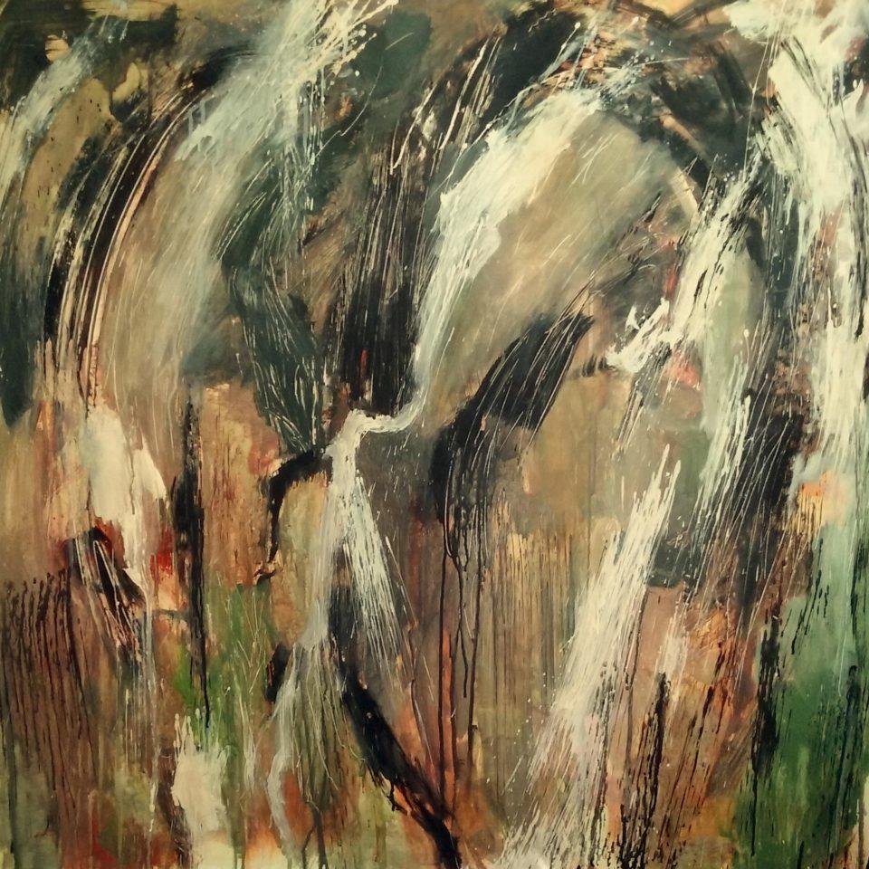Peinture de Yannick Mahé